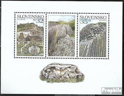 Slovakia block25 (complete.issue.) unmounted mint / never hinged 2006 geology
