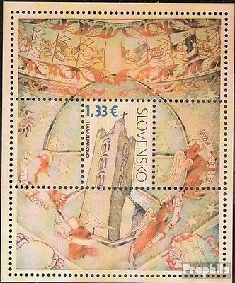 Slovakia block29 (complete.issue.) unmounted mint / never hinged 2009 Culture