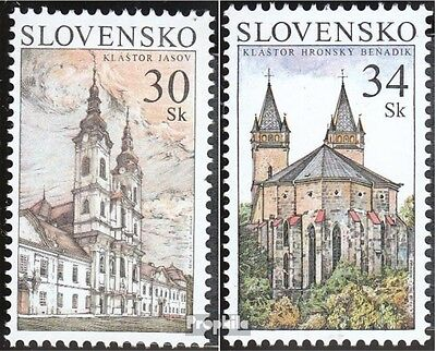 Slovakia 558-559 (complete.issue.) unmounted mint / never hinged 2007 Home