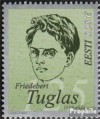Estonia 688 (complete.issue.) unmounted mint / never hinged 2011 Tuglas