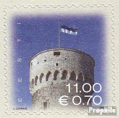 Estonia 539 (complete.issue.) unmounted mint / never hinged 2006 Flag