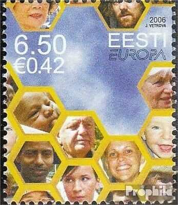 Estonia 555 (complete.issue.) unmounted mint / never hinged 2006 Europe