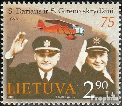 Lithuania 980 (complete.issue.) unmounted mint / never hinged 2008 Air
