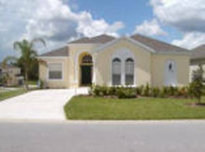 Florida Villa Rental 7 Nights in Sunny Orlando - 4 Bedroom 3 Bathroom with Pool