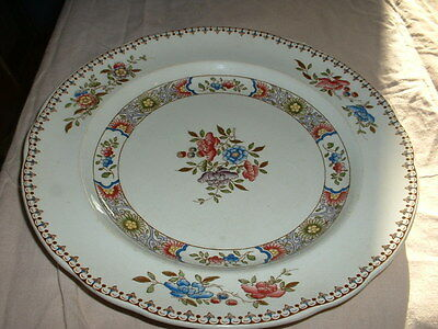 Lovely Vintage Copeland Spode Hand Painted Plate