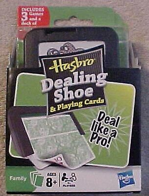 Dealing Shoe & Playing Cards, Deal like a Pro!, NEW!!!!