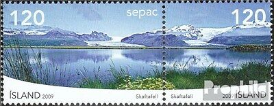 Iceland 1249-1250 Couple (complete.issue.) unmounted mint / never hinged 2009 La