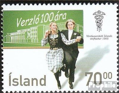 Iceland 1110 (complete.issue.) unmounted mint / never hinged 2005 commercial