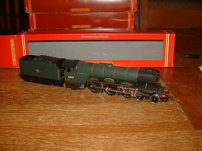 HORNBY LNER A3 CLASS 4-6-2 LOCO No 60103 FLYING SCOTSMAN in BR Green Livery