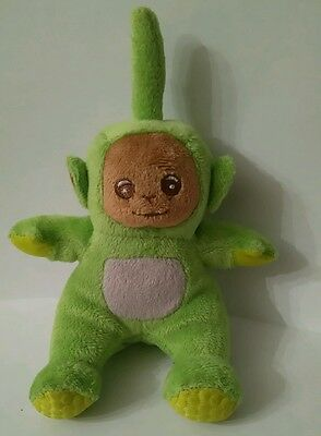 """Teletubbies Dipsy Molli Toys 6"""" Tall Beanie Plush Character Soft Toy"""
