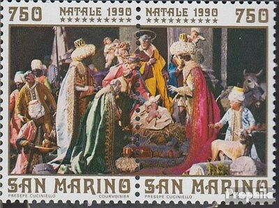 San Marino 1463-1464 Couple (complete.issue.) unmounted mint / never hinged 1990