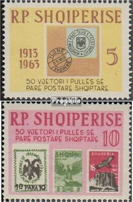 Albania 745-746 (complete.issue.) unmounted mint / never hinged 1963 50 years al