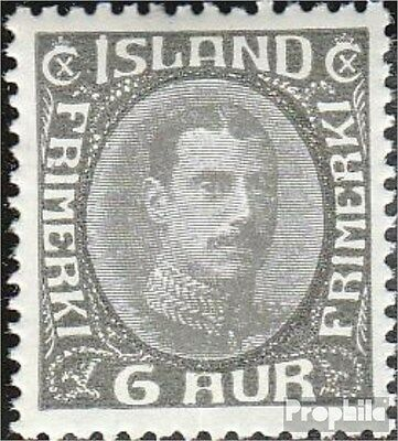 Iceland 159 unmounted mint / never hinged 1931 Christian
