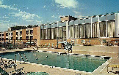 Town & Country Motor Lodge ~ Bronx Ny