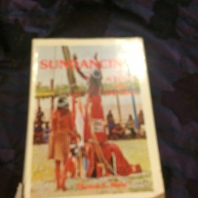 Sundancing At Rosebud & Pine Ridge- By Thomas E Mails-Sioux Religion Book 1978