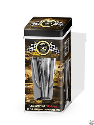 Peter Brock 50 Years Of Bathurst Limited Edition Trophy Tin Holden Craig Lowndes