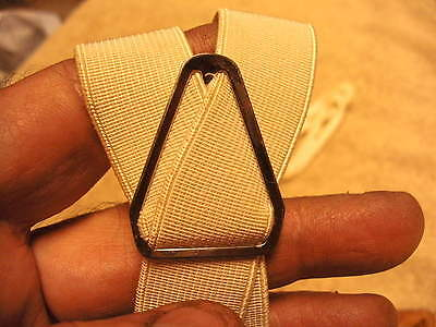Vintage 1950s/1960s Era Nylon / Leather Construction Made By HICKOK