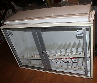 Cell Phone Store Display Case Used Large