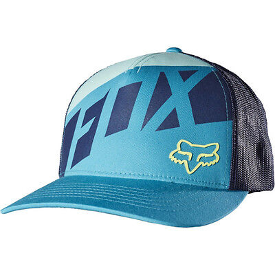 Fox Racing Seca Trucker Womens Headwear Cap - Jade One Size