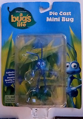 """Think Way: """"flik"""" A Bugs Life Collectable Figure New"""