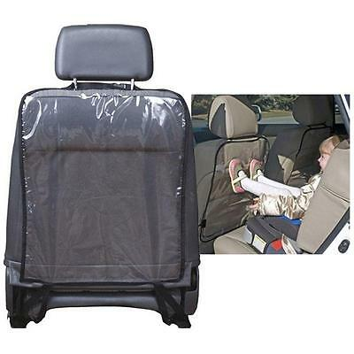Car Seat Back Protector Cover for Children Babies Kick Mat Protects Cover - LD