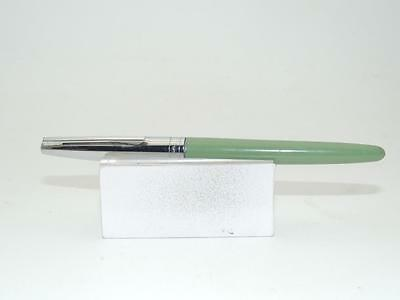 Vintage Boxed Conway Stewart  Fountain Pen & rare Silver Polishing Cloth EH07