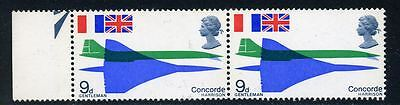1969 Concorde 9d positional variety 11/2