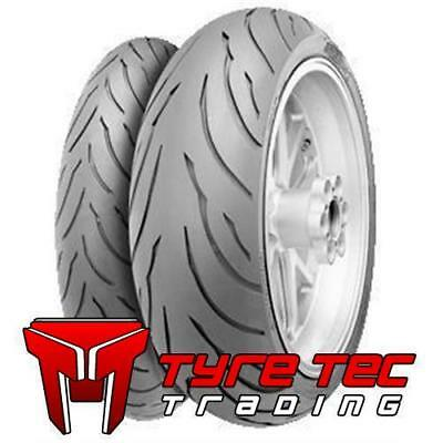 120/70-17 58W & 180/55-17 73W Continental CONTI MOTION Motorcycle Tyres PAIR SET