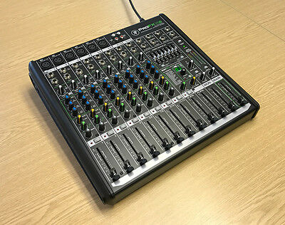 Mackie ProFX12v2 Mixer with USB and FX (PRE-OWNED)
