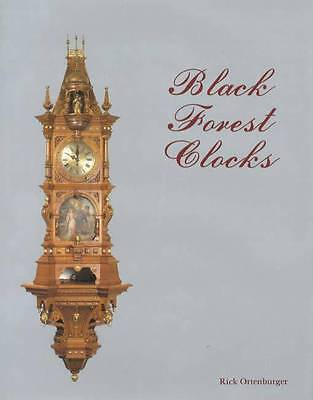 German Black Forest Clocks 1700-1930 Collector Guide incl Antique Cuckoo Others