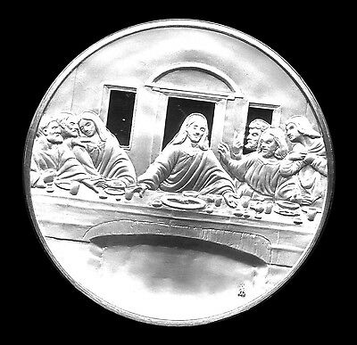 100 Great Works of Art Re-Created in Hallmarked Solid Silver