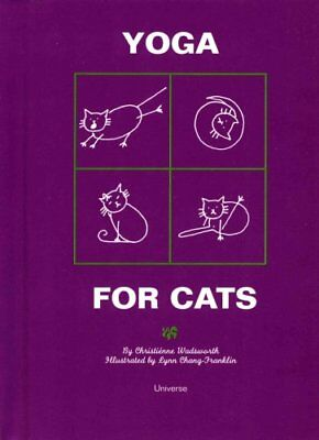 Yoga for Cats by Christienne Wadsworth (Hardback, 2016)