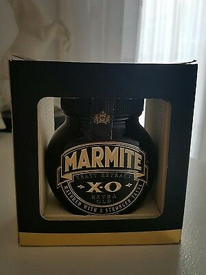 Collectible Marmite XO Limited Edition 250g jar sealed