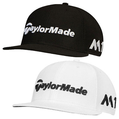 TaylorMade Golf 2017 Mens New Era Tour 9Fifty Moisture Wicking Snapback Cap