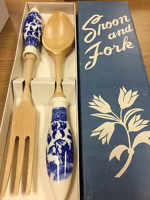 Spoon And Fork Set Boxed