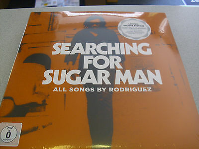 O.S.T. Rodriguez - Searching For Sugar Man - LIMITED DELUXE 2LP Vinyl // DVD