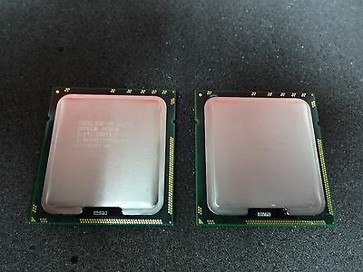 Matched Pair of 2 (SLBYL) Intel Xeon X5675 3.06GHz 12M Cache Hex Core Processor