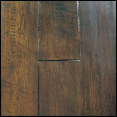 Engineered Hand Scraped Hard Maple Walnut Hardwood Floor Flooring Free Shipping