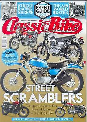 CLASSIC BIKE- March 2017- (NEW)*Post Included To UK/Europe/USA/Canada
