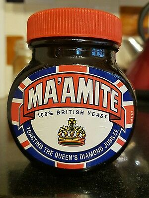 Collectible Marmite Queens Diamond Jubilee new and sealed