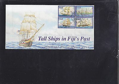 047436 Schiffe Ships Fiji 1140-43 FDC First Day Cover Year 2005