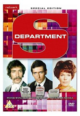 Department S - Complete Series 1-2 [New DVD]