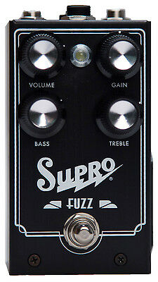Supro SP1304 Fuzz Guitar Effect Pedal (NEW)