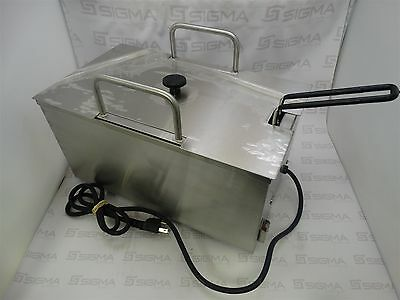 NEMCO 88105-BVK Condiment Warmer With Liner And Basket 120V 60HZ 150W Q16371