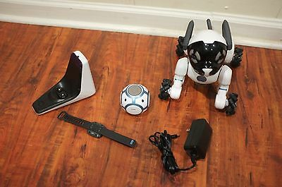 WowWee CHiP Interactive Robot Pet Dog Free Shipping