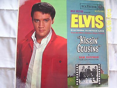 ' Elvis Presley ' - 'kissin' Cousins' '  - 1St Press - Collectable