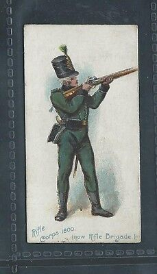 Players Old England's Defenders No 31 Rifle Corps 1800