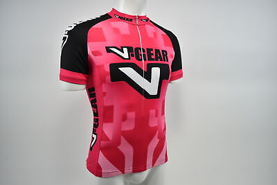 BONTRAGER RL SHORT Sleeve Women s Jersey MEDIUM Black Pink 523180 ... 05dd434d8