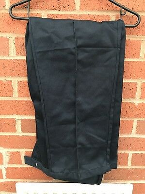 """Men's Navy Blue Dickies Redhawk Work Trousers. Size 42""""R. New With Tags"""