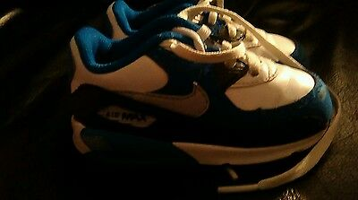 Original Nike air max Infant Trainers Size 5.5